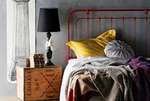 Home | bed / by Brave New Vintage