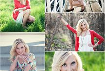 Photography Senior Inspiration / by Carrie Callahan