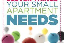 Apartment Living / by Amanda Bolton