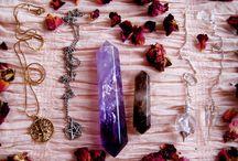 Gems n crystals / by Maithree Chatsingh