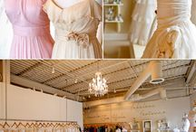Altared, Scenes in a Bridal Shop / by Kellee Stall