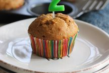 muffins and quick breads / by Jamie Timmer-Bisek