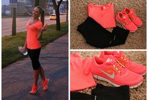 Workout Clothes / by Abby Parkerson