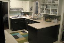Kitchen makeovers / by Lena