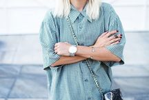 Street Style / by Claudia Paulino