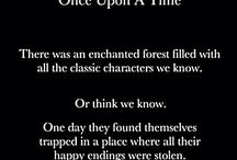 Once Upon a Time / by Cassie Burkett