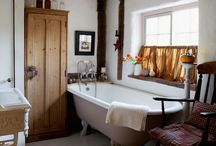 Country Bathrooms / by Claire Miles