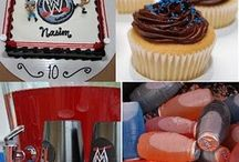 WWE PARTY IDEAS / by Stacey Bartholomew