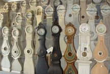 Swedish clocks / by Michele Bessey