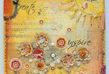 CREATING - Mixed Media Art / by Shona Hendrycks