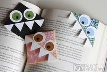 Craft Ideas / A collection of cool crafts to get creative ideas flowing. / by Kerri Avery
