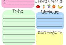 Organization - Calendars / by Lisa @ Organize 365