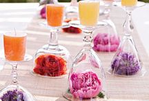 Pretty Table Settings / by Gail Swee