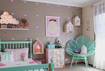 Nurseries and Children's Spaces / by Kristen Foley