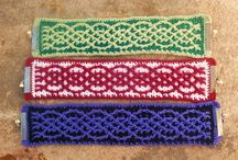 crocheted FP & BP / by Aura Lipinski