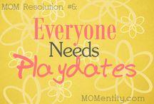 Everyone Needs Playdates / by Nicole Carpenter {MOMentity.com}