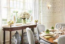 Dining / by Patti Kommel Homework Interiors,LLC