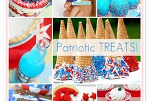Patriotic / by Amanda Niederhauser/Jedi Craft Girl