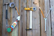 Tutorials and HowTos / The ultimate DIY board! From a weekend craft project to projects that change the way you live. Here is how to do it! / by Are We Crazy, Or What?