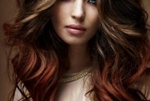 Hair Style / Cheveux / by MariKamo Design