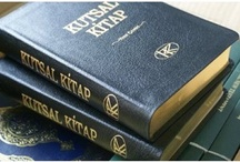 Turkish Bibles / by BIBLE WORLD
