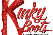 KINKY BOOTS  Febrary 24 - March 8 / by Dallas Summer Musicals