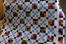 Quilts Nine Patch / by Linda Christie