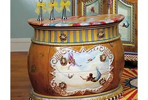 Painted Furniture  / by Deneen Azzolino