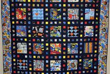 quilts for the boys / by Shanna Politte
