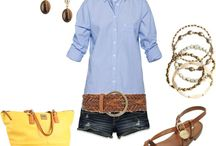 Accessorize and Strut Your Stuff / Pick the perfect outfit and accessorize it! / by Alecandria Ader