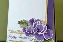 Wedding & Anniversary Cards / by Sheri Frame