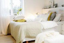 bedroom / by Marissa Noe