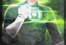 Comics, anime, scifi & movies / by kool moe karro
