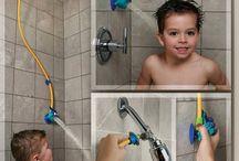 Bathroom redo / by Cassandra 'France' Brown