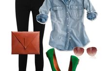 wanna wear / outfits / by Itza Arellano G