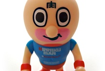 Toys + Vinyl Figure / by Sally Russell