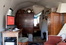 Airstream Office / by Chelsey
