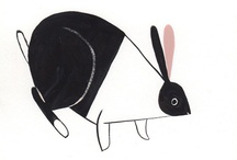 Nifty little bunnies / by Delphine Doreau