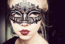 Masquerade Inspiration / by Jamie