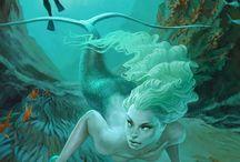 My Fairy World. / by Sarah Black