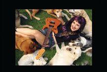 """KATYA DOG TAMING BOOK! ' HOW TO CALM AND TAME YOUR DOG NATURALLY!"""" / """"HOW TO CALM AND TAME YOUR DOG NATURALLY!"""" BY KATYA  © 2013 ALL RIGHTS RESERVED PRE-ORDER AT www.KATYADOGSROCK.com / by Katya OF Katyamusic.com"""