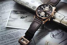 Relojes / Watches / by César Goyás Montenegro