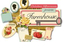 Farmhouse / by October Afternoon