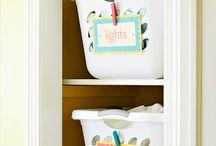 Organization / by Leslie Brown