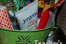 Teacher gifts / by Jennifer Robison Eckert