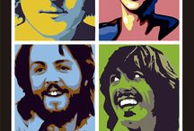 Here they are....THE BEATLES / One on top two groups of ALL times... / by Karen Phelps