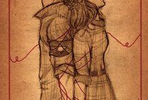 Threads of Destiny novel / by Jessica Bollinger