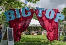 big top / by Stephanie Watson