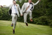 Gay Garden Weddings / Inspiration for hosting a fabulous same-sex outdoor wedding in #Toronto / by Toronto Botanical Garden