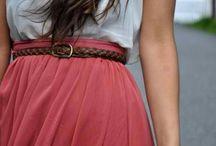 Fashion  / by Michelle Santangelo